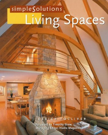 Simple Solutions: Living Spaces: Tolliver, Jessica