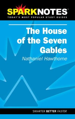 9781586636715: House of Seven Gables (Sparknotes Literature Guides)