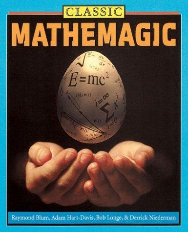 Classic Mathemagic: Adam Hart-Davis; Sterling
