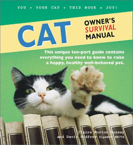 9781586637477: Cat Owner's Survival Manual (Pet Owner's Survival Manuals)
