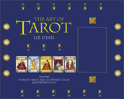 9781586637538: The Art of Tarot with Cards and Other