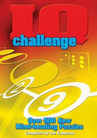 9781586637637: IQ Challenge: Over 500 New Mind-Bending Puzzles