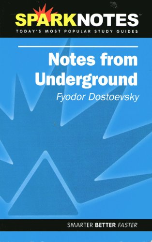 9781586638177: Notes from Underground (SparkNotes Literature Guide) (SparkNotes Literature Guide Series)