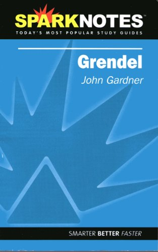 9781586638184: Spark Notes: Grendel (Sparknotes Literature Guides)