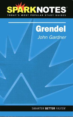 9781586638184: Spark Notes: Grendel (Sparknotes Literature Guides)