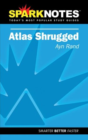 9781586638214: Spark Notes: Atlas Shrugged (Sparknotes Literature Guides)