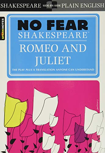 9781586638450: Sparknotes Romeo and Juliet No Fear Shakespeare