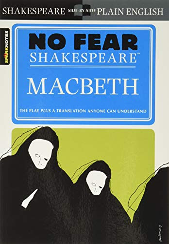 9781586638467: Sparknotes Macbeth