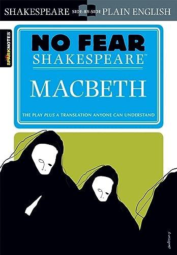 9781586638467: Macbeth: No Fear Shakespeare (Spark Notes): 1