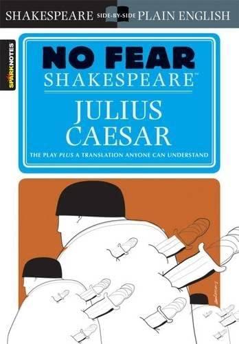 9781586638474: Julius Caesar (No Fear Shakespeare)