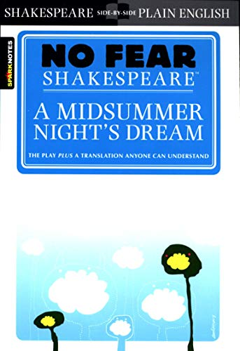 9781586638481: No Fear Shakespeare: A Midsummer Night's Dream