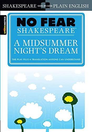 9781586638481: A Midsummer Night's Dream (No Fear Shakespeare) (Volume 7)