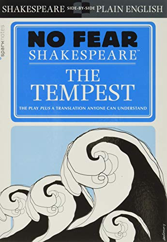 9781586638498: The Tempest (No Fear Shakespeare)