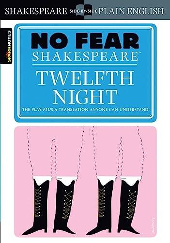 9781586638511: Twelfth Night (No Fear Shakespeare)