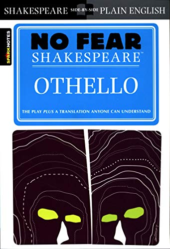 9781586638528: Spark Notes No Fear Shakespeare Othello (SparkNotes No Fear Shakespeare)