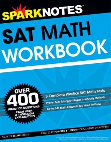 SAT Math: SparkNotes Staff