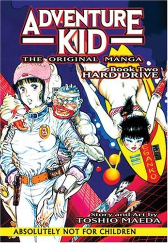 9781586648831: Adventure Kid: The Original Manga: Hard Drive