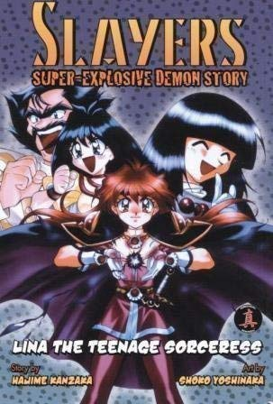 9781586649302: Slayers Super-Explosive Demon Story Volume 6 (Slayers Super-Explosive Demon Story)