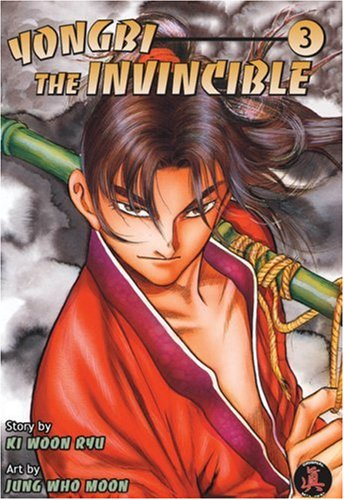 Yongbi The Invincible Book 3