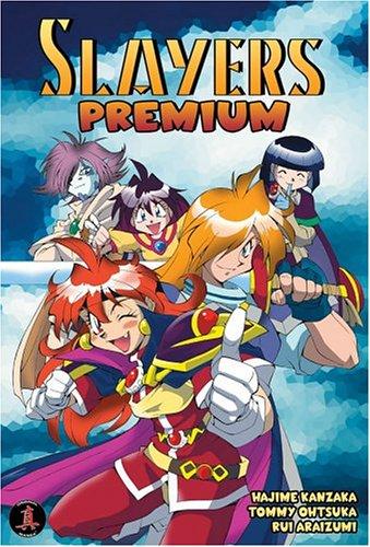Slayers Premium (Slayers (Graphic Novels)): Kanzaka, Hajime