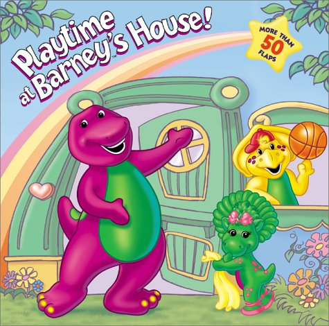 9781586680510: Playtime at Barney's House