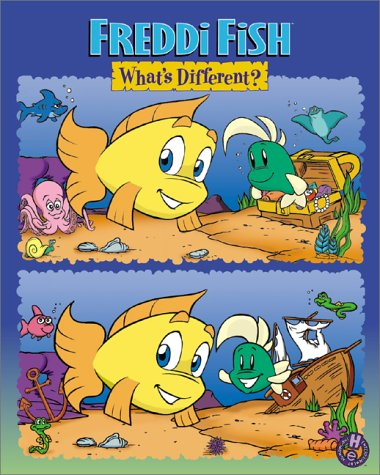 Freddi Fish What's Different? (9781586680633) by Parent, Nancy