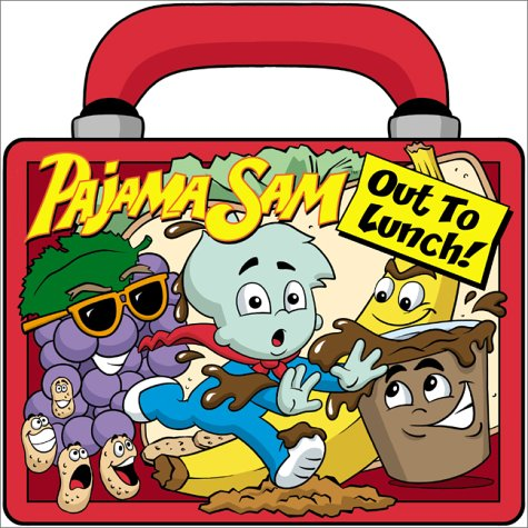 9781586680657: Pajama Sam Out to Lunch!