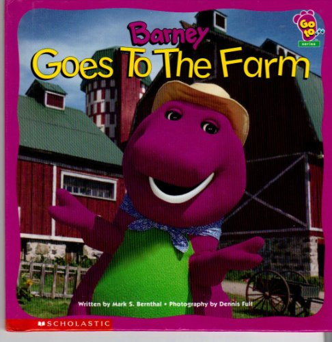 9781586681579: Barney goes to the farm