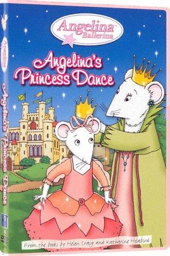 9781586684204: Angelina Ballerina: Angelina's Princess Dance