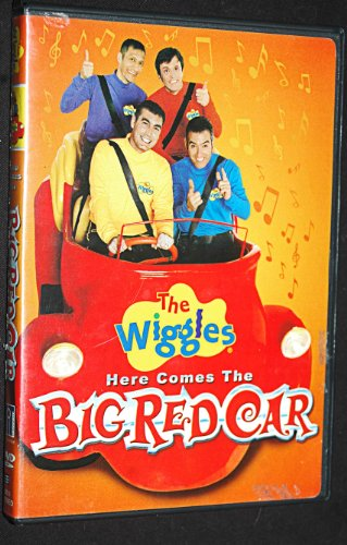 9781586684556: The Wiggles: Here Comes the Big Red Car