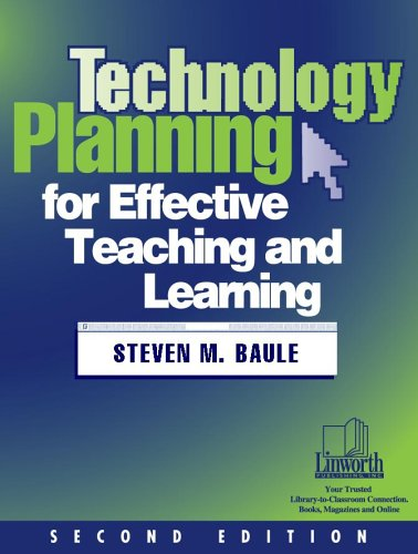 9781586830328: Technology Planning for Effective Teaching and Learning, 2nd Edition