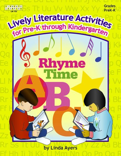 Lively Literature Activities for Pre-K through Kindergarten (Linworth Learning): Ayers, Linda