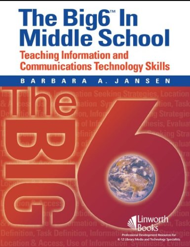9781586832155: The Big6 in Middle School: Teaching Information and Communications Technology Skills [With CDROM]
