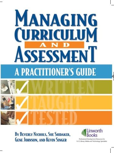 9781586832162: Managing Curriculum and Assessment: A Practitioner's Guide