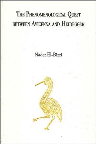 9781586840051: The Phenomenological Quest between Avicenna and Heidegger (Global Academic Publishing Books)