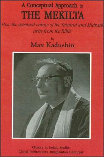 A Conceptual Approach to the Mekilta (Classics in Judaic studies)