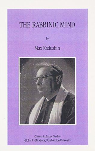 9781586840945: The Rabbinic Mind (Classics in Judaic Studies)