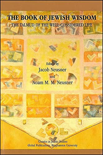 9781586841188: The Book of Jewish Wisdom (Global Academic Publishing)
