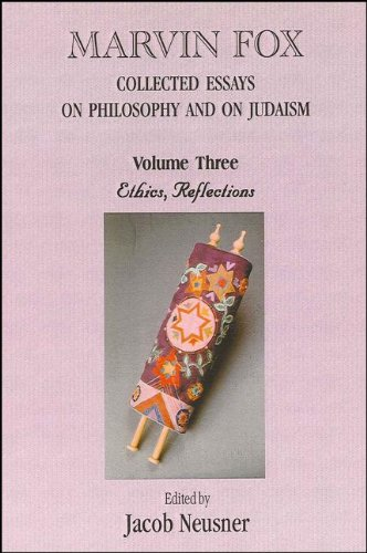 9781586841461: Collected Essays on Philosophy and on Judaism, Vol. 3 (Academic Studies in the History of Judaism)