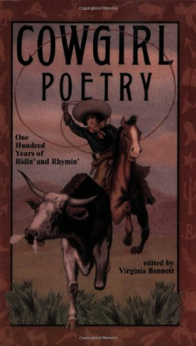 9781586850166: Cowgirl Poetry : One Hundred Years of Ridin' and Rhymin'