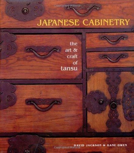 Japanese Cabinetry: The Art & Craft of: Jackson, David, Owen,