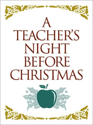 9781586851279 A Teachers Night Before Christmas