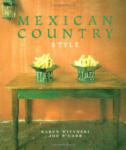 9781586852559: Mexican Country Style