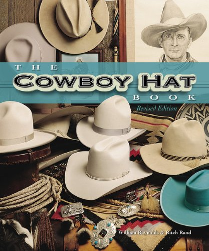9781586852580: Cowboy Hat Book, The