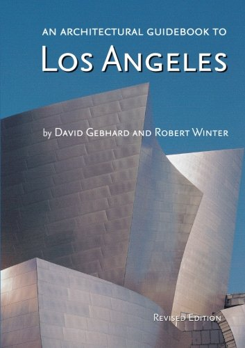 9781586853082: An Architectural Guidebook to Los Angeles