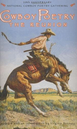 9781586853495: Cowboy Poetry: The Reunion