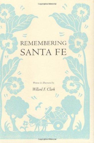 9781586853594: Remembering Santa Fe