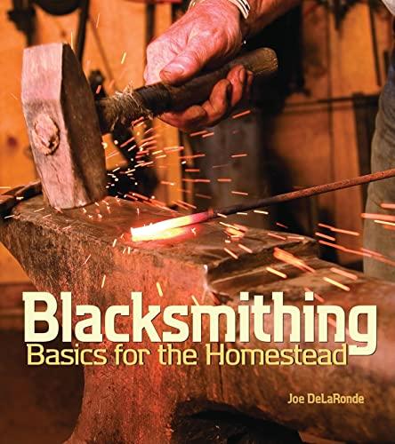 Blacksmithing Basics for the Homestead: Joe DeLaRonde
