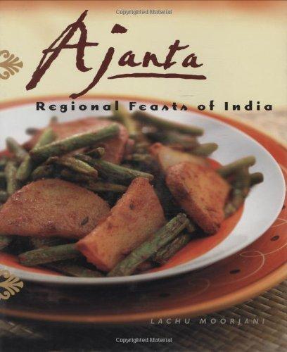 9781586857776: Ajanta: Regional Feasts of India