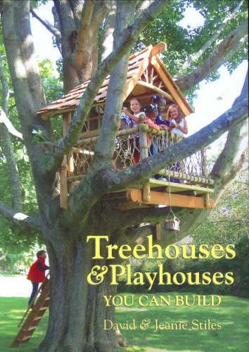 9781586857806: Treehouses & Playhouses You Can Build
